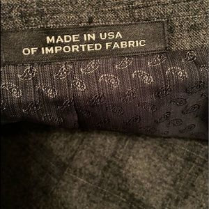 Joseph abboud made in USA suit